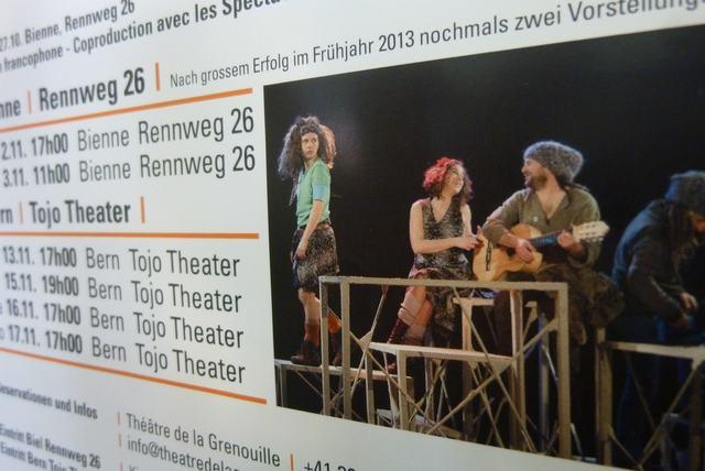 Räubertochter - Bern Tojo