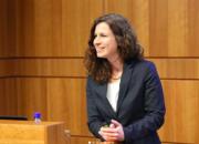 Portrait von Dr. Sarah Genner